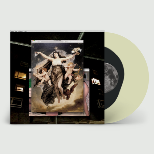 Arab Strap: As Days Get Dark: Signed [Inner Sleeve] Exclusive Two Tone Vinyl LP