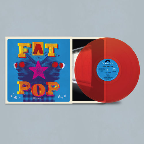Paul Weller: Fat Pop Colour Vinyl