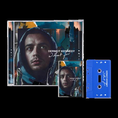 Dermot Kennedy: Without Fear: CD + Blue Cassette