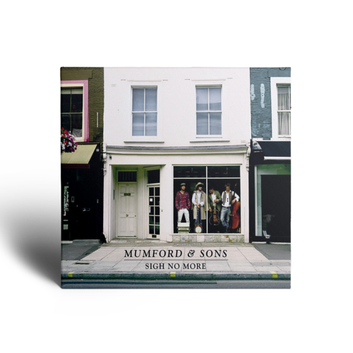 Mumford & Sons : Sigh No More <br>(Standard CD)