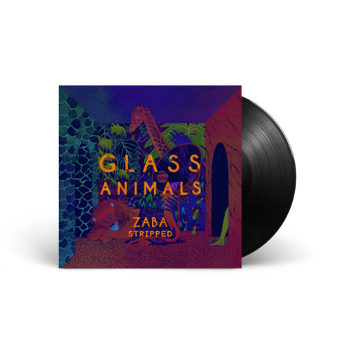 Glass Animals: Zaba Stripped [RSD 2019]