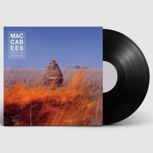The Maccabees: Given To The Wild LP