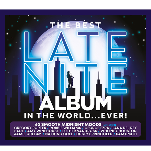 Various Artists: The Best Late Nite Album In The World… Ever! CD