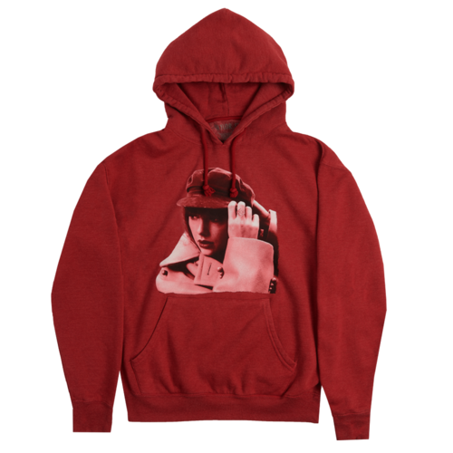 Taylor Swift: Album Cover Red Hoodie