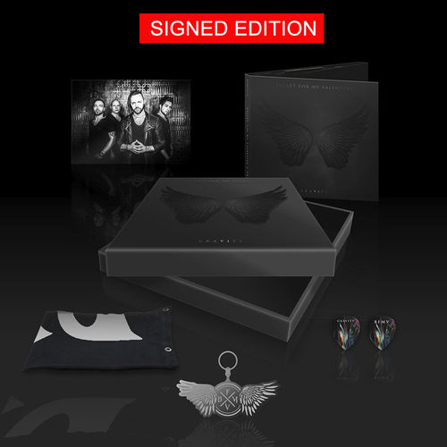Bullet For My Valentine: Gravity Deluxe Embossed CD Boxset