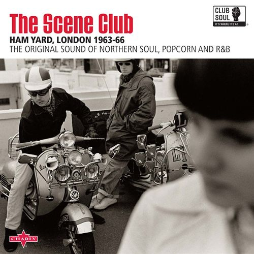 Various Artists: Club Soul - The Scene Club