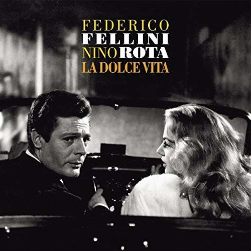 Federico Fellini: La Dolce Vita: Limited Edition Double Vinyl