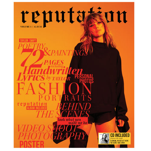 Taylor Swift: reputation (Volume 1) SPECIAL EDITION