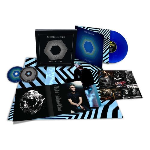 Paul Weller: Saturns Pattern: Coloured Vinyl Box Set