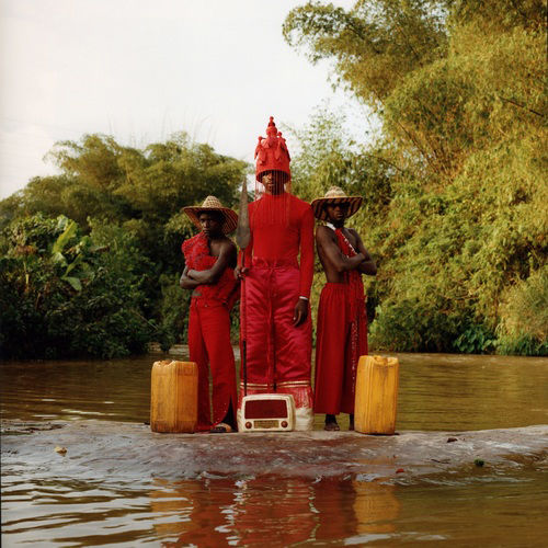 Petite Noir: La Maison Noir / The Black House