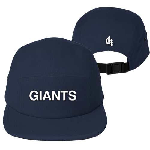 Dermot Kennedy: Giants Navy 5-Panel Cap