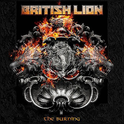 British Lion: The Burning CD