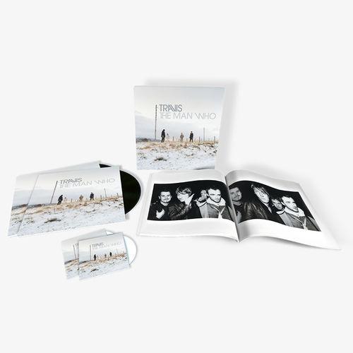 Travis: The Man Who (20th Anniversary Edition): Limited Edition Boxset