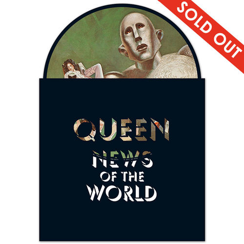 Queen: Store Exclusive News Of The World Picture Disc