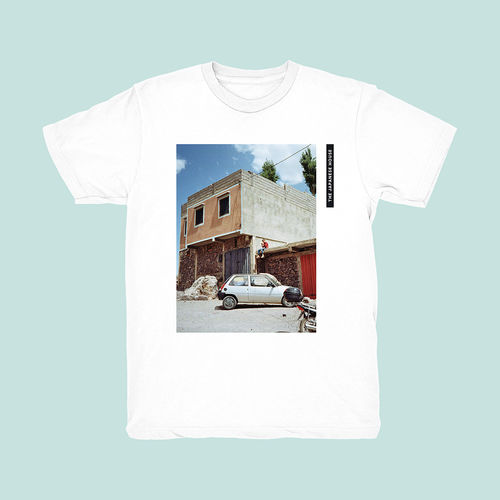 The Japanese House: 'Swim Against The Tide' EP T-Shirt