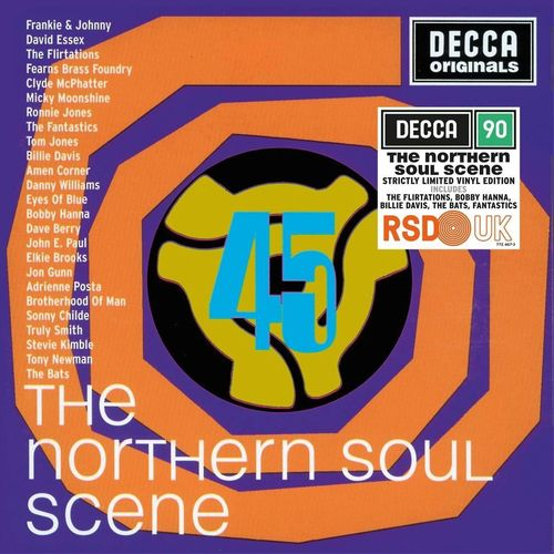 Various Artists: The Northern Soul Scene: Double Heavyweight Vinyl [RSD 2019]
