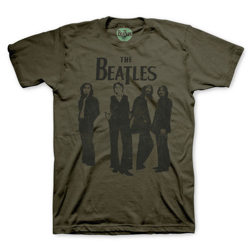 The Beatles: Standing Photo T-Shirt - Small