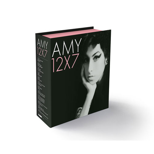 Amy Winehouse: 12x7 The Singles Collection: Limited Edition Box Set
