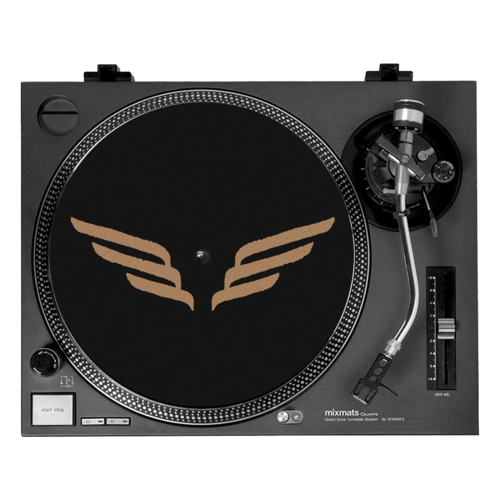 Mumford & Sons : WINGS SLIPMAT
