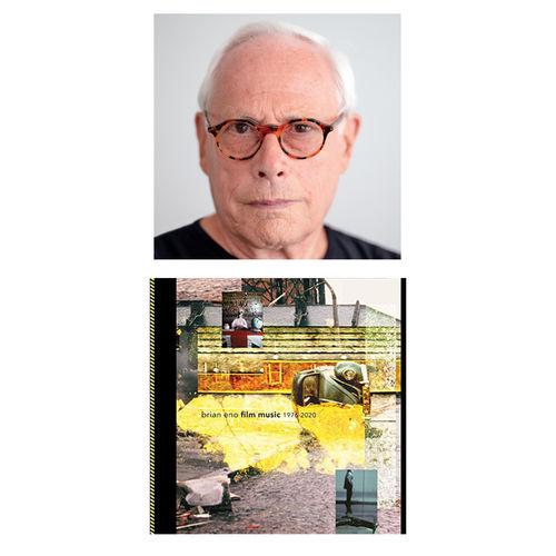 Brian Eno: RAMS CD & FILM MUSIC 1976 - 2020 BUNDLE
