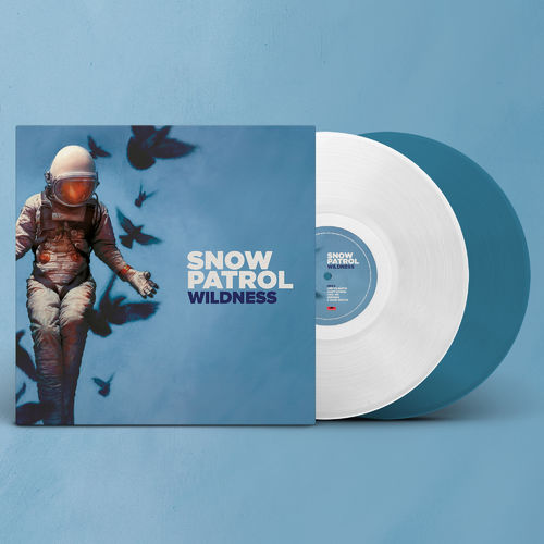 Snow Patrol: SIGNED Wildness Deluxe Double Heavyweight Coloured Vinyl