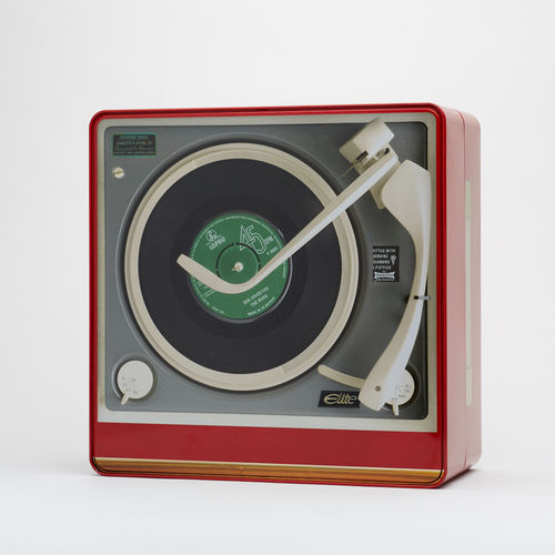 Abbey Road Studios: Record Player Tin