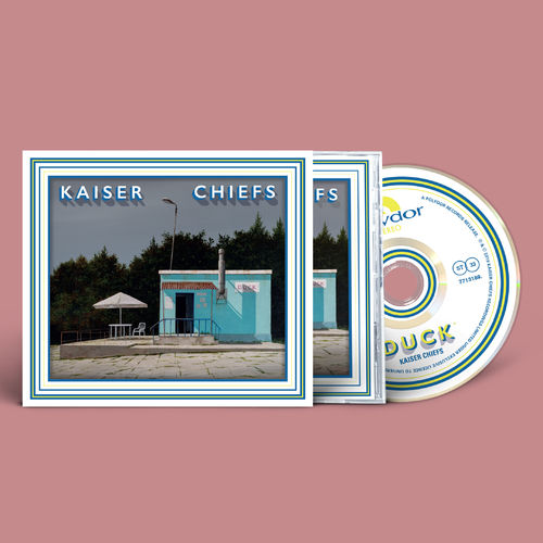 Kaiser Chiefs: Duck Yorkshire Edition Signed CD