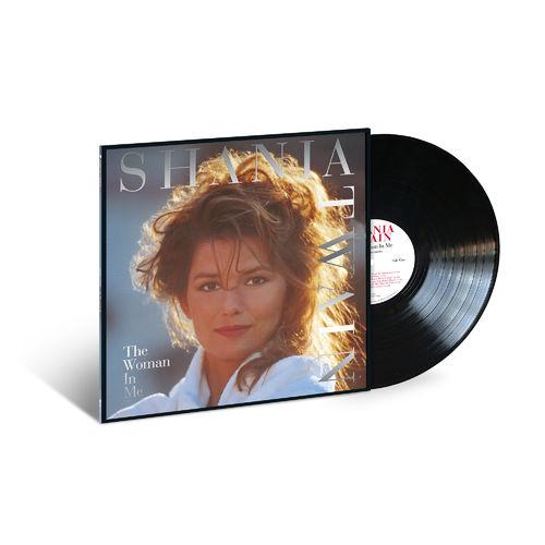 Shania Twain: The Woman In Me: Diamond Edition Vinyl