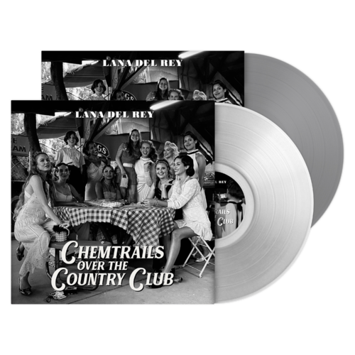 Lana Del Rey: Chemtrails Over The Country Club Double Disc Edition