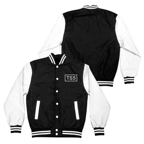 Craig David: TS5 Varsity Jacket