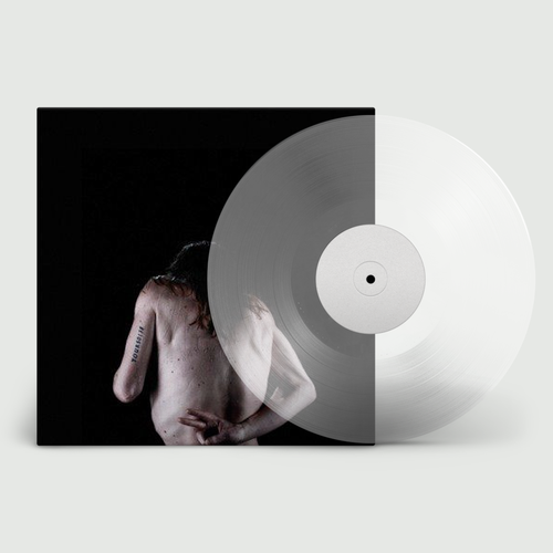 jj: V: Limited Edition Clear Vinyl