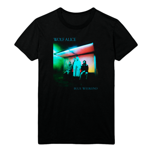 Wolf Alice: Blue Weekend T-Shirt