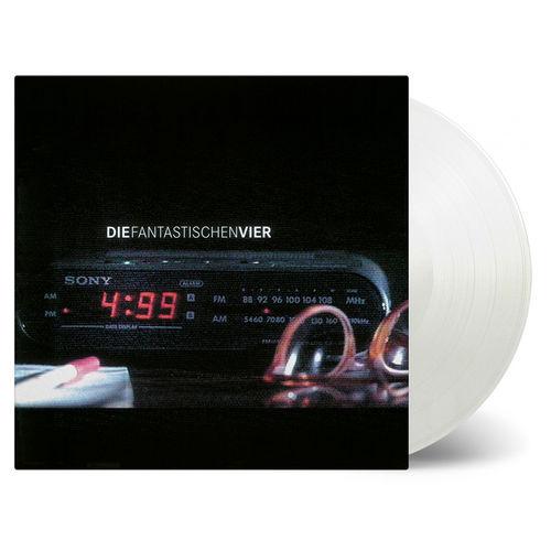 Die Fantastischen Vier: 4:99: Limited Edition Transparent Vinyl