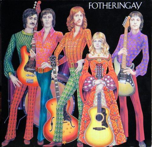 Fotheringay: Fotheringay