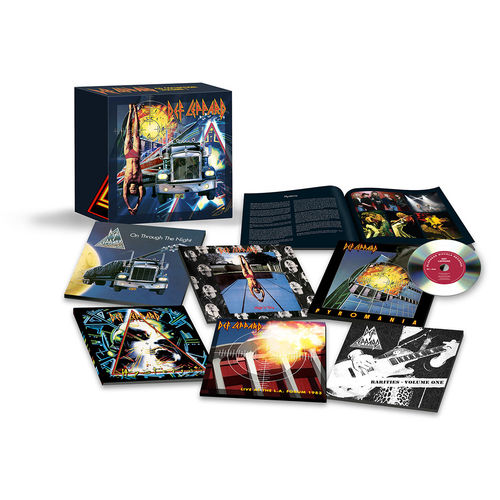 Def Leppard: The CD Box Set: Volume One