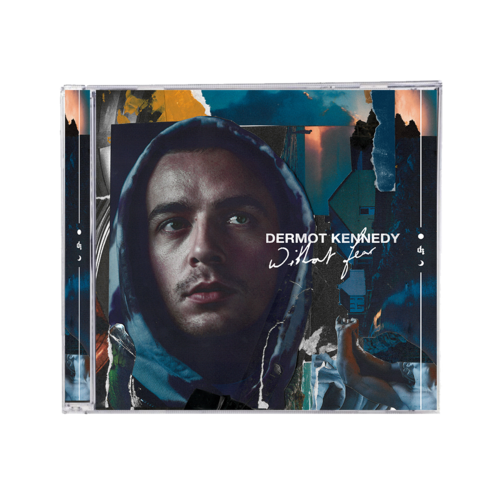 Dermot Kennedy: Without Fear: UK Exclusive Signed CD
