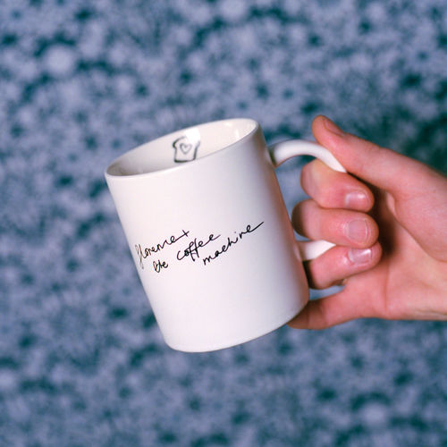 Florence + The Machine: Coffee Machine Mug