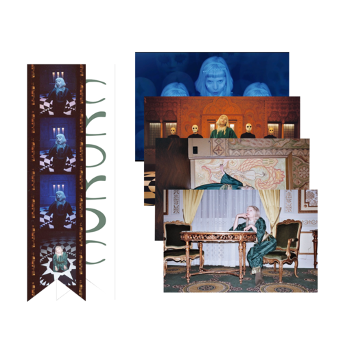 aurora: Cure For Me postcard/bookmark set