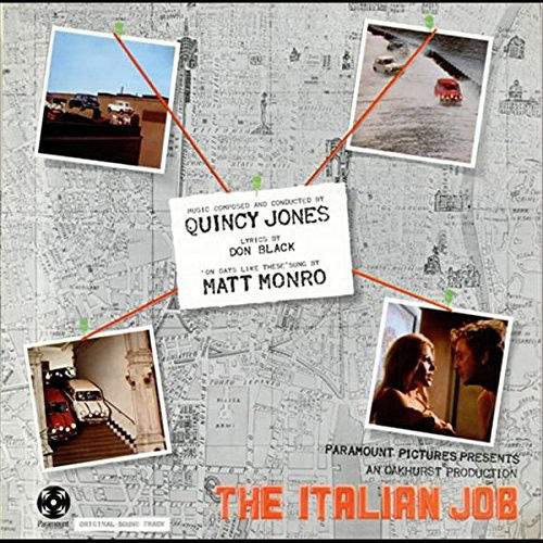 Quincy Jones: The Italian Job