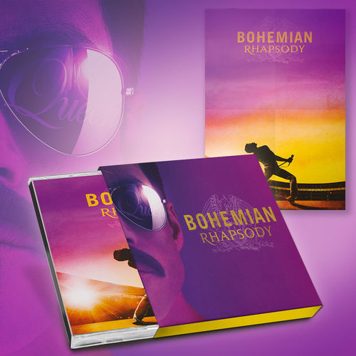 Queen: Bohemian Rhapsody OST (Exclusive Store Version)