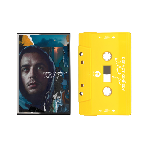 Dermot Kennedy: Without Fear: Yellow Cassette
