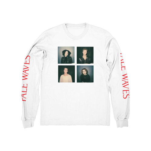 Pale Waves: Polaroid Sweater
