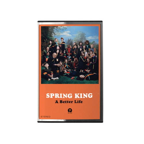 Spring King: A Better Life – Signed Cassette