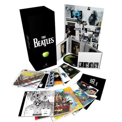 The Beatles: The Beatles Remastered Stereo CD Boxset