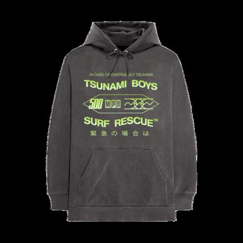 Nav: TSUNAMI BOYS VINTAGE PULLOVER HOOD