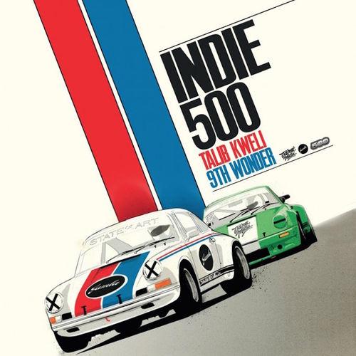 9th Wonder & Talib Kweli: Indie 500