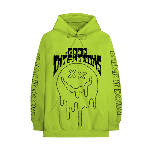Nav: DX GOOD INTENTIONS DRIP HOODIE + DIGITAL ALBUM