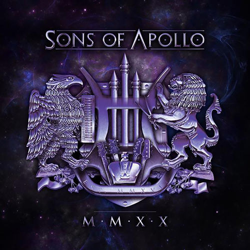 Sons of Apollo: MMXX: Jewelcase CD