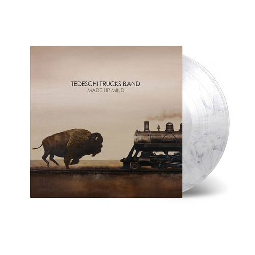 Tedeschi Trucks Band: Made Up Mind: Limited Edition Transparent & Black Marbled Vinyl