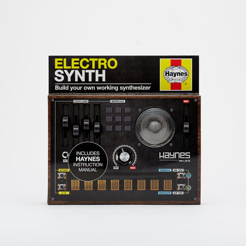 Abbey Road Studios: Haynes Electronic Synth Kit